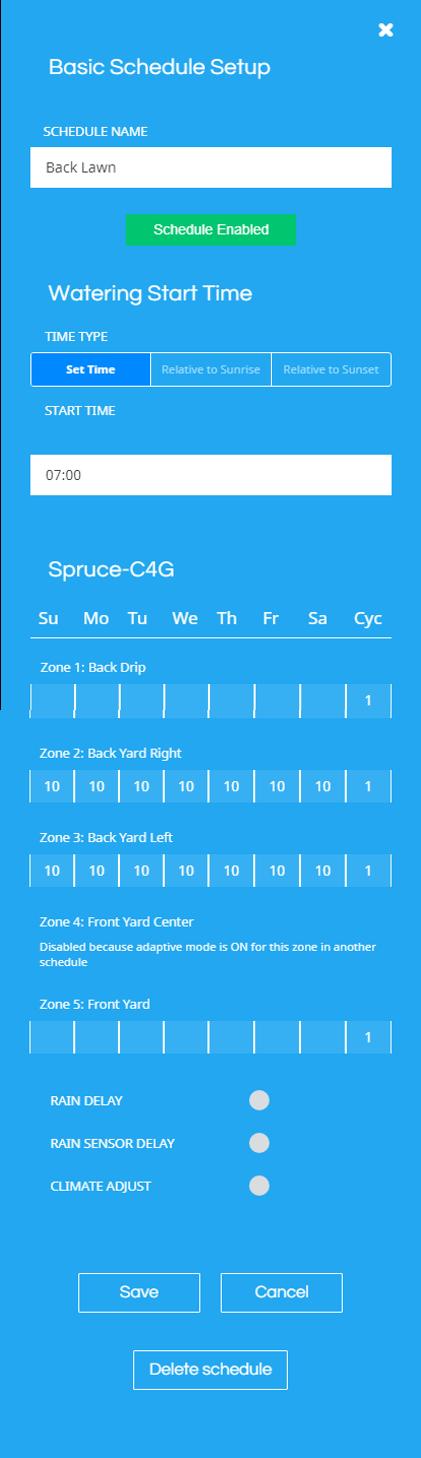 Basic_Schedule