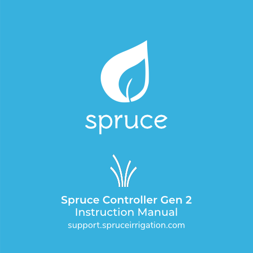 Gen 2 Spruce Controller Installation Manual 2019